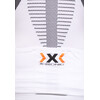 X-Bionic The Trick Biking Shirt SS Full Zip Men White/Black